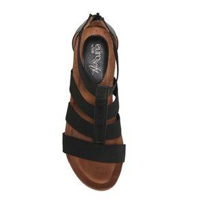 NWT - Eurosoft Verona Strappy Wedge Sandals